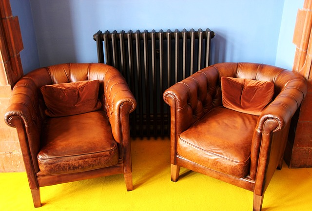 Skórzane fotele
